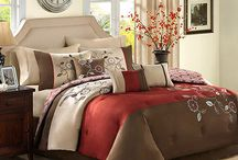 Comforter and Bedspreads. / by Sondra Burns
