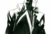 Comics - Style, Influences