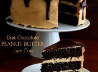 low carb chocolate layer cake