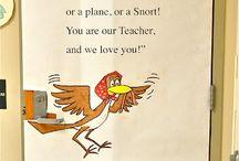 Teacher appreciation week / by Lorinda Moya