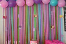Doğum günü etkinlikleri