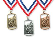 Medals and Medallions / Awards for your students and their accomplishments!