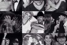 Country Couples / Country Music's legendary lovers! / by ACM Awards