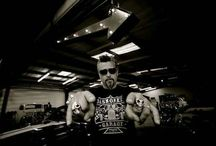 GMG and Richard Rawlings / by Chasity Everett