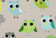 Fabrics / Fabric inspiration
