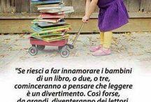 adoro leggere (roald Dahl e J. K. Rowling)