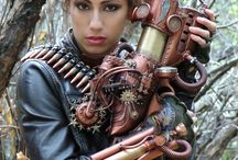 steampunk photography / by Cove's Photography