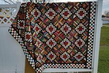 Скрап одеяло