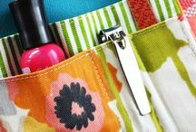Sewing projects for traveling