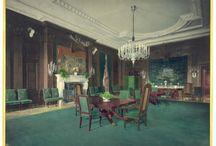Famous Fireplaces & Mantels
