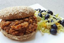 Burgers + Loaves / Whole food, plant-based Nutritarian burger recipes brought to you by Love Chard - www.LoveChard.com
