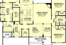 House plans / New home ideas