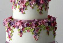 Torten dekorativ, besondere Anlässe