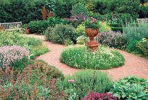 Beautiful Herb Gardens