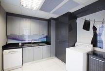 Customised Glass Splashbacks / We design all different styles of splashbacks especially making them unique to your taste and home