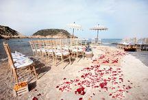 Boda en la playa EDISEE Diana Feldhaus / Bodas en la playa, bodas sobre el mar