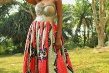 I AM AN AFRICAN WOMAN