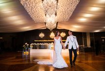 Candlelit Dream / Congratulations to the beautiful couple, Rodoulla & Michael, who celebrated their special day here at The Greek Club on Saturday. Our grand ballroom looked absolutely magical, with the help of @celebratinginstyle @avideas_ @luxeflowerwallhire @vas_frostedindulgence. Photographer: Porfyri Photography