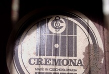 Cremona guitar, cleaning, restorating, DIY / How I cleaned my brand old Cremona I have inherited from my friend GGS.