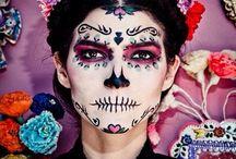 Catrines: Ideas para maquillarte el día de muertos