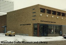 MCML Through The Years / Canada's Only Museum of Craft –  Our Story. Dedicated to preserving the heritage, teaching the student, inspiring the artist, and promoting a way of life that values the hand-made, the Manitoba Crafts Museum and Library has its origins in the early years of the Crafts Guild of Manitoba. The Guild was formed in 1928 as a branch of the Canadian Handicrafts Guild, and in 1933 that group established both a Permanent Collection and Library.