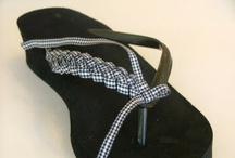 Flip flops / by Sue Belcher
