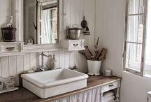 Vessa/kylpyhuone
