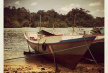 """Sempu Island"" / Pulau indah dari malang"