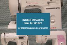 SYTEKNIKKER OG TILRETNINGSTIPS (på dansk)