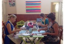 Art Workshops with Tanya Cole at Soul Song Creating Dunsborough / Expressive Art Making Workshops ~ Create yourself into being, self transformation & healing through Soul Liberation workshops with Tanya Cole