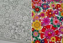 libri da colorare_coloring books