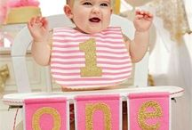 Carlie's First Birthday / by Jessica Fachman