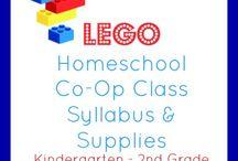 Lego Lesson Ideas