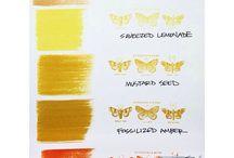 distress inkt kleuren