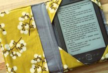 Kindle and iPhone cases; pouches / Cases and pouches