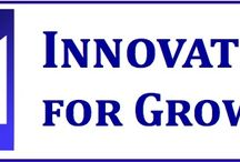 We Promote: Innovation for Growth / A UK based business consultancy firm specialising in strategy, innovation, business planning and business research. Visit www.innovationforgrowth.co.uk