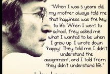 People:  John Lennon