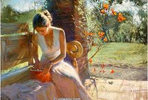 Lovely pictures / Paintings and photographs that I love