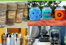 DIY- Lets recycle and reuse / by Pk Inman