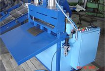 Sheet Metal Working Machines Manufacturers Exporters Suppliers / Kanwal Enterprise earn huge appreciations from their global clients for making Sheet Metal Working Machines. Our range comprises of Auto Sheet Cutting Machine, Decoiler, Sheet Perforation Machine and Circle Cutting Machine. We offers these machinery in customized forma also as per clients specifications. Visit our website at: http://www.filtermakingmachine.net