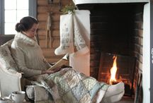 Hygge Style / A selection of projects to help you live a Hygge lifestyle. Hygge is a Danish word that roughly translates to cosiness. So it is no wonder this Danish way of life is spreading across the globe.
