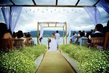 Decoração Casamento Ar Livre