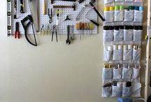 Garage Ideas / by Jennifer Hertenstein