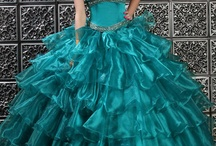 Quinceanera / Gowns and other things for your party