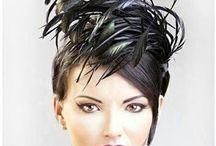 Chapeau plumes