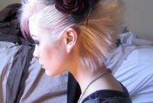 Frisuren und anderes
