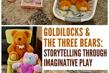 stories/puppet shows/finger plays