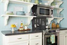 кухня полки