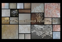 Plasters & Organic Finishes / by Something Creative