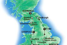 2016  tours including Paris / by CIE Tours International